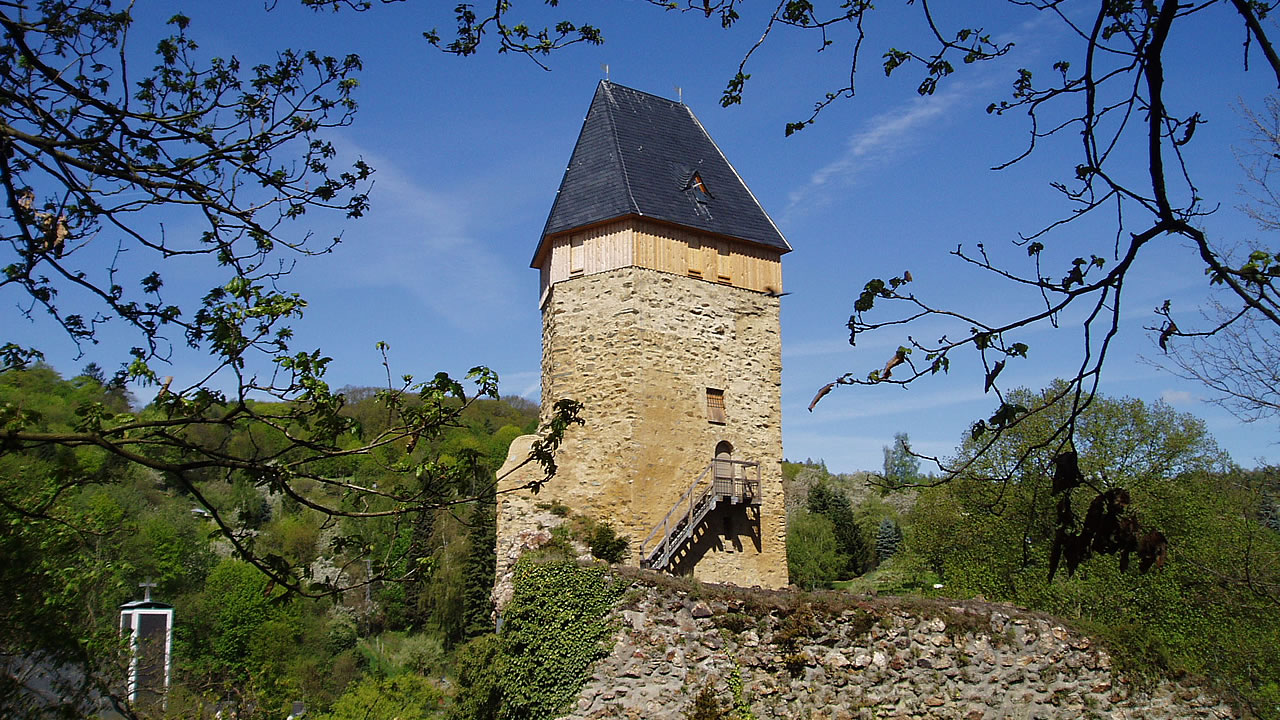 Burg in Frauenstein