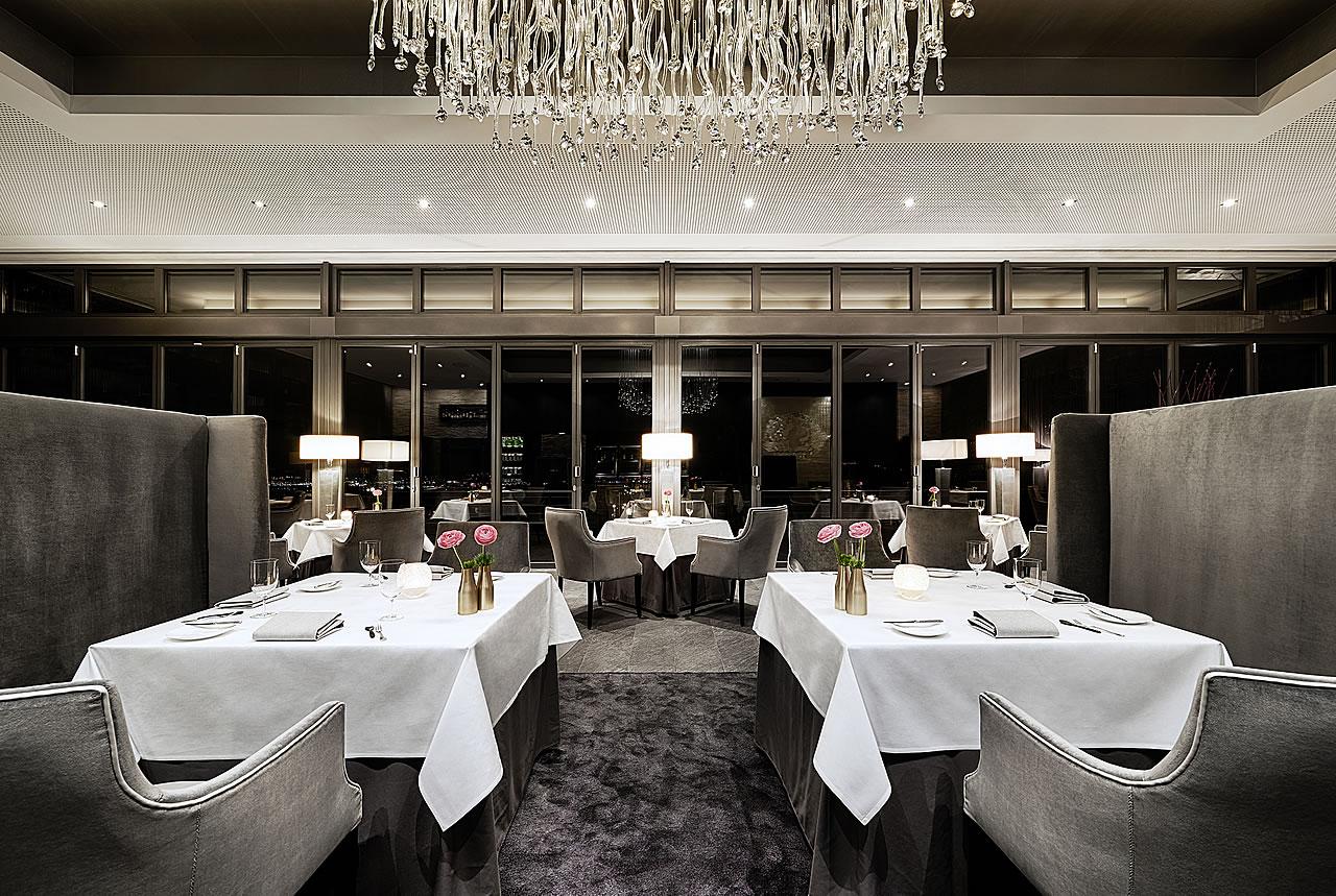 Restaurant Schwarzenstein - Nils Henkel - Rheingau