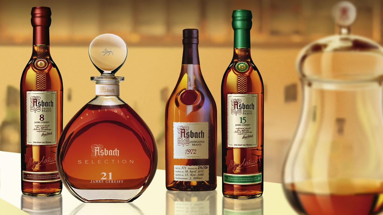 Mythos Asbach - die weltbekannte Wein-Destillerie feiert 125